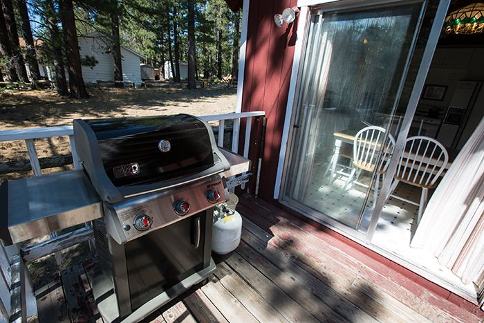 3br south lake tahoe cabin w large private deck echo for Echo lake ca cabine