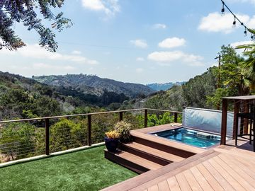 Franklin Canyon Park, Beverly Hills, California, United States of America