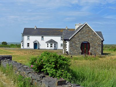 Photo for 5BR House Vacation Rental in Kilbaha, County Clare