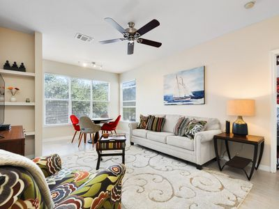 "Photo for ""At Sea"" Luxury Upgrade Condo 10 Minutes from Disney"