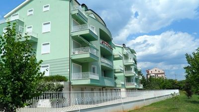 Photo for Apartment in the center of Ičići with Air conditioning, Terrace, Washing machine (388549)
