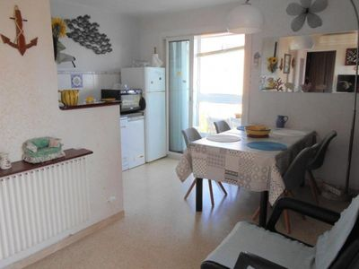 Photo for Apartment Le Grau du Roi, 1 bedroom, 6 persons