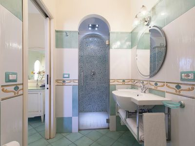 Photo for Studio apartment in Positano with Internet, Air conditioning (641685)