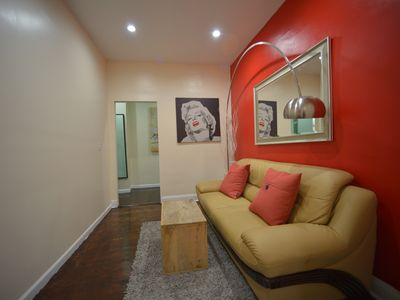 Photo for two rooms in a family apartment.