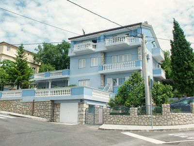 Photo for Studio flat with terrace and sea view Crikvenica (AS-2360-b)