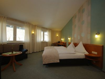Photo for Junior suite with balcony (1 person) - Hotel Jakob