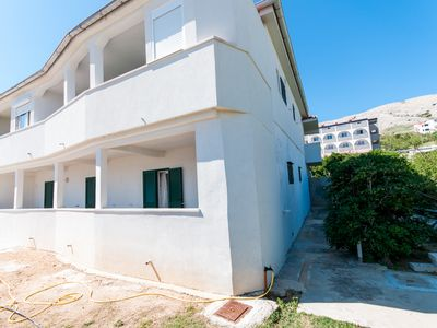 Photo for 1BR Apartment Vacation Rental in Zadar County, Op?ina Pag