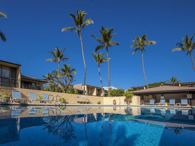 Photo for Kihei Garden Estates #D-201 2Bd/1Ba Across from the Beach. Great Rates!