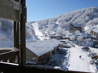 Photo for 2 room apartment / 6 people / Furnished and equipped - At the foot of the slopes