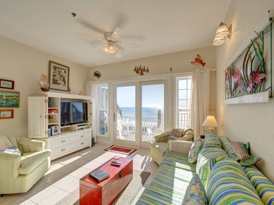 Photo for Wind Top - Clean 1 Bedroom Durant Station Condo Home in Hatteras