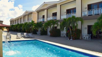 Photo for Aruba Breeze Condo B4, new modern complex located close to Eagle Beach