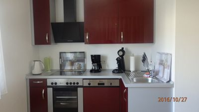 Photo for Nice 2.5 rooms in a quiet location, central, train station 400m, family friendly