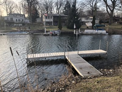 Photo for Entire Cottage, Private Pier Access, Boat Drop, and Large Land