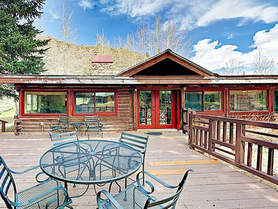 Photo for 3BR Cottage Vacation Rental in Vail, Colorado