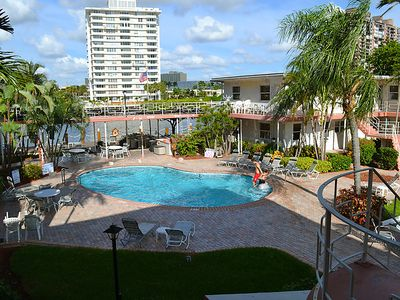 Photo for Apartment Yacht Club in Fort Lauderdale - 2 persons, 1 bedrooms