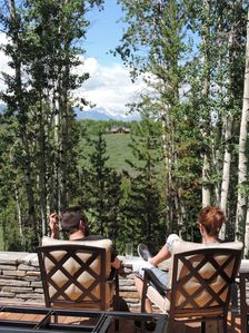 Photo for Luxury family friendly home with Grand Teton views
