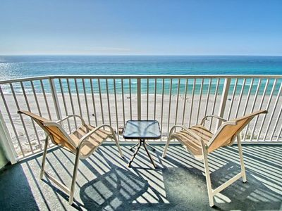 Photo for Boardwalk 805, 1 Bedroom, Sleeps 4, Beachfront, 8th Floor