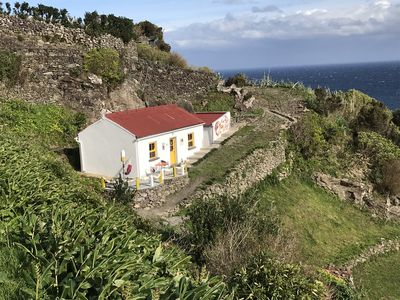 Photo for Casa Pedras Brancas, great ocean view / fast and free WiFi