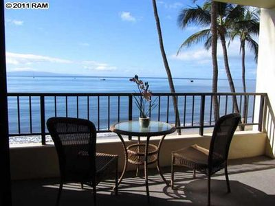 Photo for UP TO 25% OFF!!! Sugar Beach Resort 1BR Ocean Front  #336