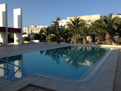 Photo for Luxury Seafront Apartment With Pool