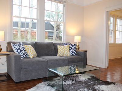 Photo for Classic New Orleans home centrally located minutes to anywhere in the city!