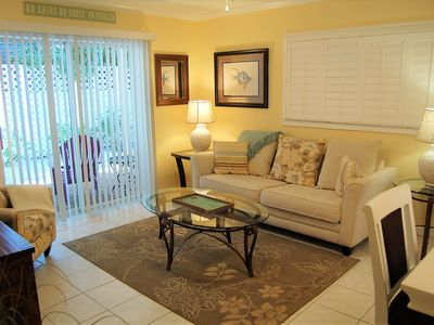 Photo for 1115-1117 Siesta Key Cottages on Crescent-close to beach and south village!