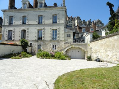 Photo for Comfortable house, central to the Loire chateaux, Zoo Beauval, Blois, Tours etc.