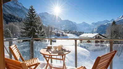 Photo for 4BR Apartment Vacation Rental in Wengen