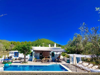 Photo for Beautiful country villa in Ibiza Pool 5 bedrooms 3 BATHROOMS DOUBLE