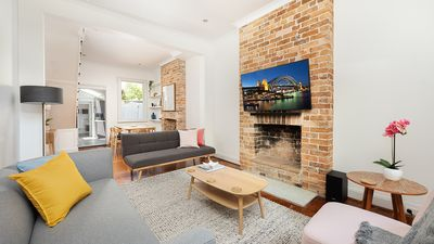 Photo for Designer Home in the Heart of Surry Hills