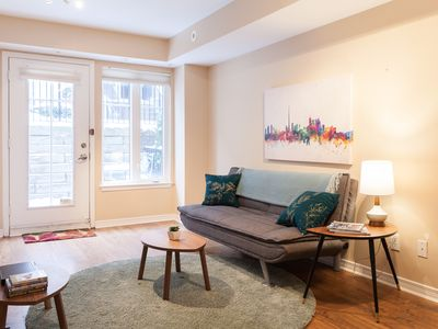 Photo for 91 Walk Score Townhouse | Enercare Centre | Queen West | Trinity Bellwoods