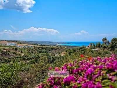 Photo for Pegeia Villa, Sleeps 6 with Pool, Air Con and WiFi