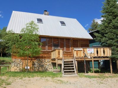 Photo for Pet Friendly-In Town-Near the River-3 Blocks from Ski Area