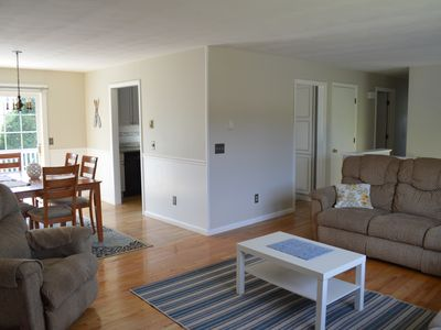 Photo for Beautifully Updated Large Beach House in Eastward Look. Walk to Beach!