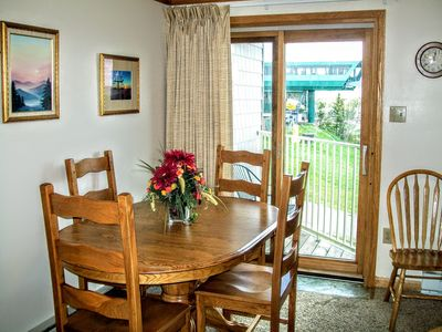 Photo for ML238 1BR/1BA - Slope-side Parking Wi-Fi - Next to lifts and village!