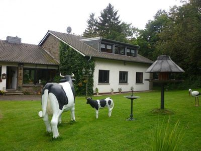 Photo for Holidays in the Eifel - Beautiful, 77qm large, quiet apartment in Nettersheim