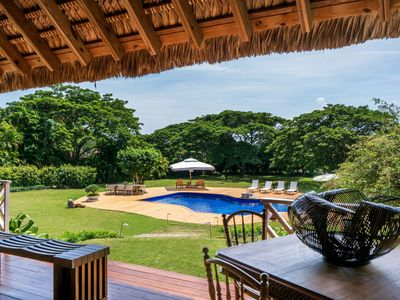 Photo for NEW LISTING!! SPECTACULAR TROPICAL VILLA IN CASA DE CAMPO ! FULLY STAFFED!! 4BDR