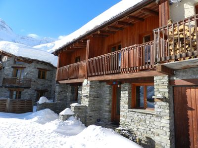 Photo for Chalet La Fleuria in Bonneval sur Arc