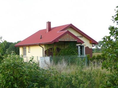 Photo for Holiday house Kopalino for 5 persons with 2 bedrooms - Holiday house