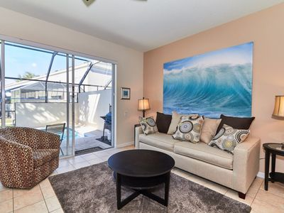 Photo for Beautiful Windsor Palms Townhome with Conservation View
