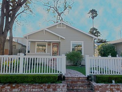 Photo for Classic & Affordable Beach Cottage! A Short & Easy Walk To The Sand!