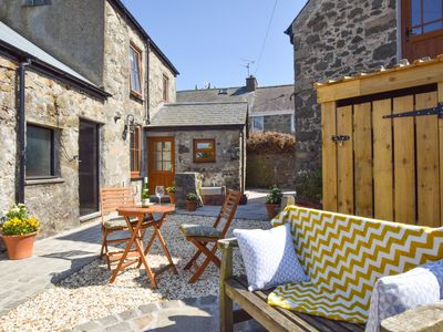 Photo for Offering a private setting in the centre of Nefyn, Old Bull enjoys direct access to the Wales Coast