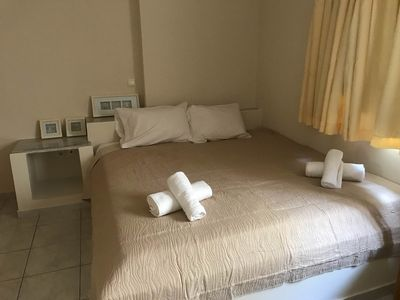 Photo for Enjoy the ammenities offered by the Amazones Apartments in Chersonissos