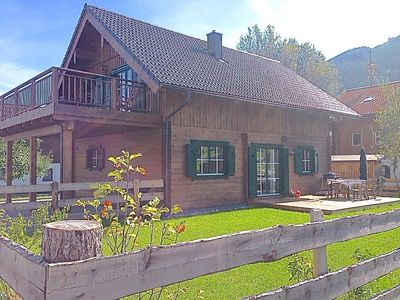 Tradition & Design - Apartment in log cabin