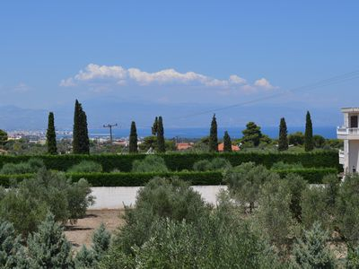Photo for Relaxing @ the Olive Grove 4km from the Beach - Cyclists Welcome