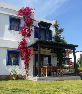 Photo for Typical White Bodrum House in Paradise - Lemonvilla
