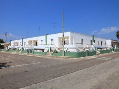 Photo for Three-room apartment in a residence 100 meters from the sea in Mancaversa, near Gallipoli