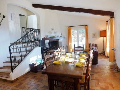 Photo for House in Roquebrune-sur-Argens with Parking, Internet, Washing machine, Terrace (108799)