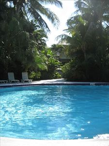 Photo for Poolside Paradise - 2 BR Town Home - Monthly & Yearly Rentals Welcome