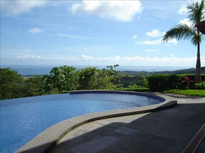 Photo for Casa Loros - Breathtaking Ocean Views and Infinity Pool